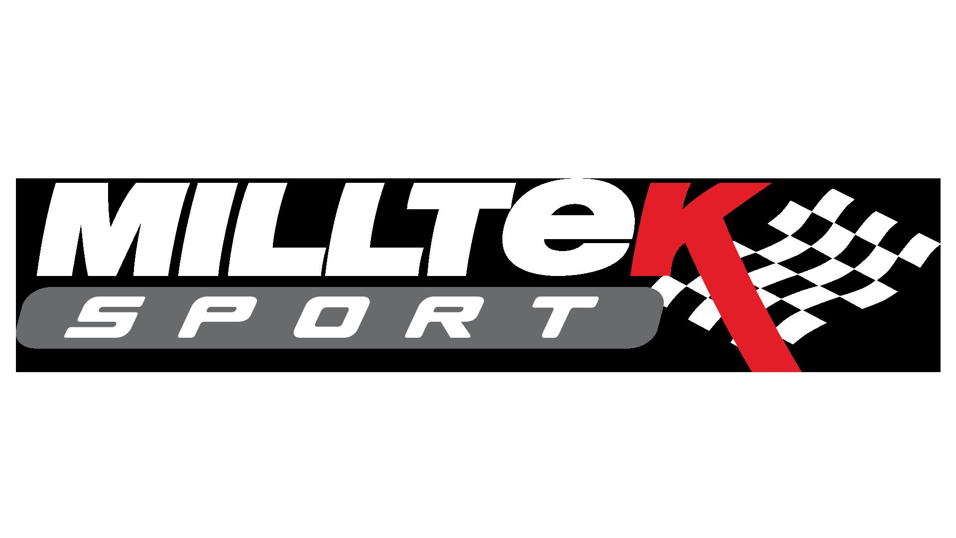 Milltek auto tuning onderdelen