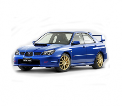 IMPREZA WRX STI GD SEDAN MY07 9/2005-8/2007