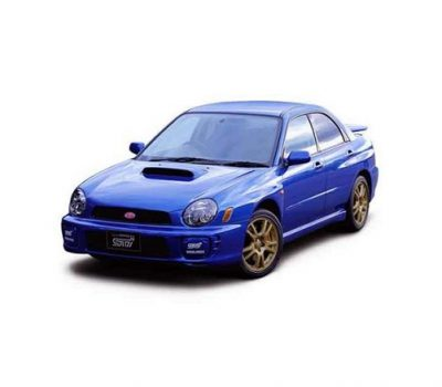 IMPREZA WRX STI GD SEDAN MY01-02 10/2000-9/2002