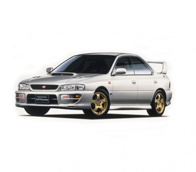 IMPREZA WRX GC SEDAN, GF WAGON 4/1993-9/2000
