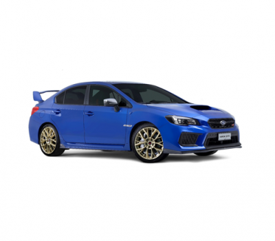 IMPREZA WRX STI VA SEDAN 3/2014-ON