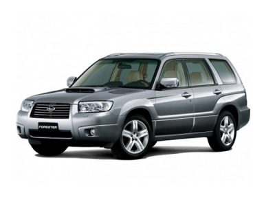 FORESTER SG INCL TURBO 9/2002-8/2008