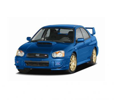 IMPREZA WRX STI GD SEDAN MY03 10/2002-8/2005