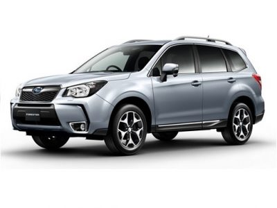 FORESTER SJ INCL TURBO 9/2013-ON