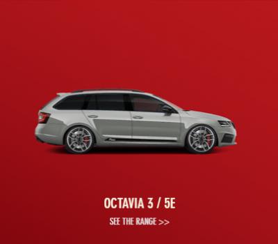 Octavia 3/5E