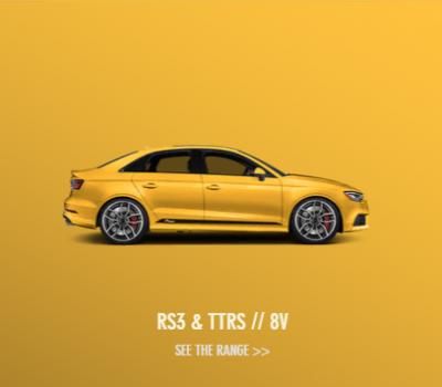 RS3 & TTRS - 8V
