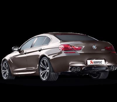 BMW M6 GRAN COUPÉ (F06)