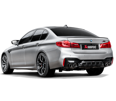 BMW M5 / M5 COMPETITION (F90)