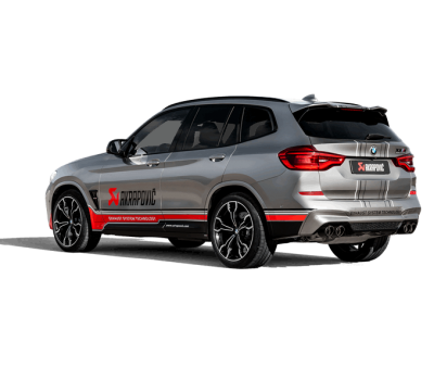 BMW X3 M / X3 M COMPETITION (F97)