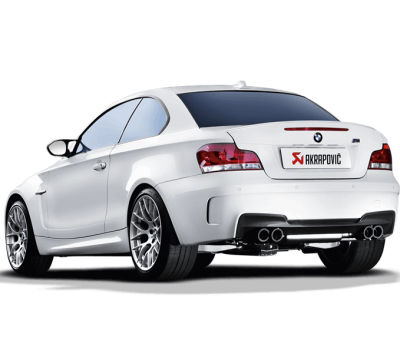 BMW 1 SERIES M COUPÉ (E82)