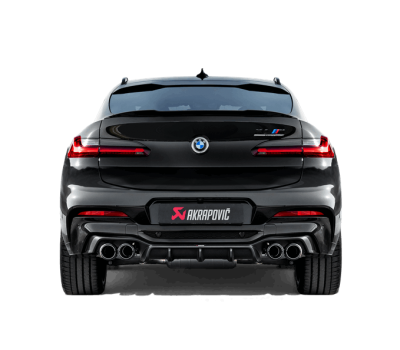 BMW X4 M / X4 M COMPETITION (F98)